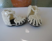 Baby strapped Sandals