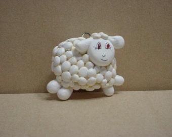 Snowball the Sheep Ornament 001408