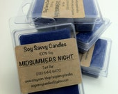 Wickless Candle Tarts, Midsummers Night