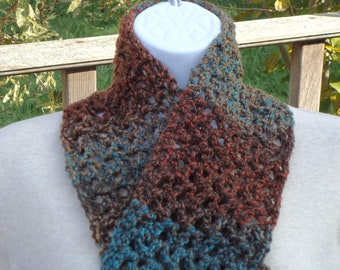 Long Openweave Scarf