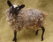 Needle felted sheep, made to order see description