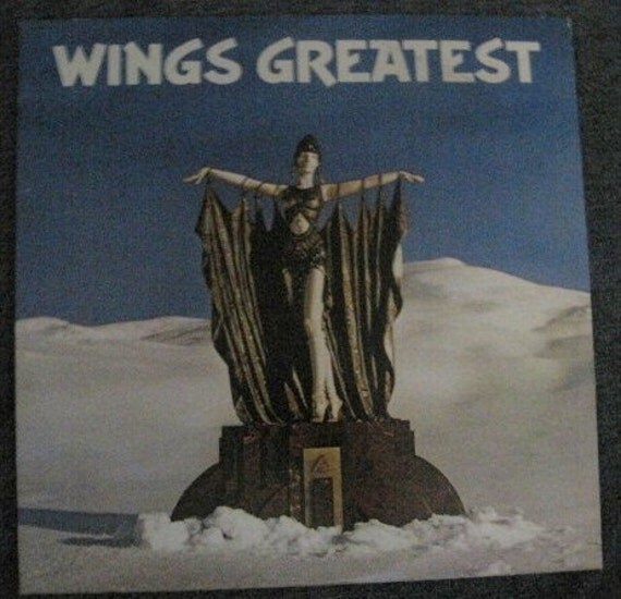 Paul Mccartney And Wings Greatest Hits Lp By