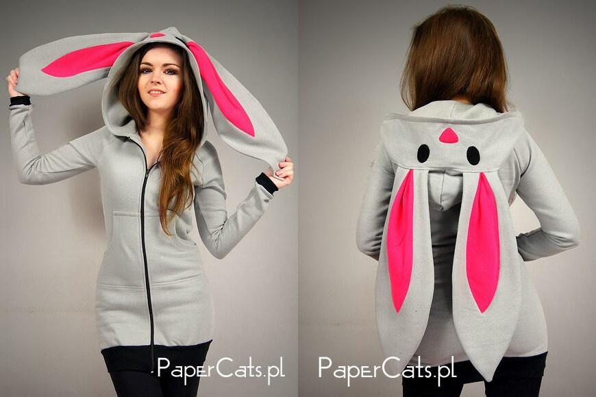 Bunny hoodies