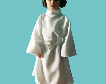 STAR WARS Princess Leia Cosplay - 2T, 3T, 4T, 5T & 6