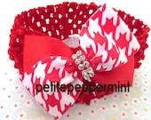 Red Baby headband, baby girl headband, newborn headband, toddler headband,Red Bow Headband, Red Baby Hair Bow,Red Baby Bow Headband
