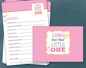 Wishes for Baby. Bun in the Oven. Baby Shower Game by Tipsy Graphics. Baby Stats. MadLib. Any Colors