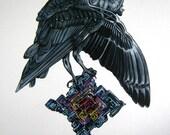 Bismuth Owl