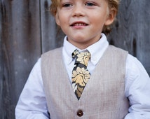 INSTANT DOWNLOAD- Connor Vest (Sizes 12/18 months to Size 8) Sewing E-Pattern and Tutorial