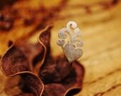 Growing Heart Stud Earring