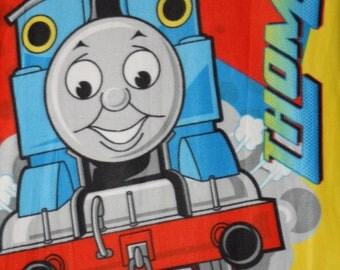 Thomas The Train Tank Engine Fleece Throw Blanket Soft Warm Wall Hanging New