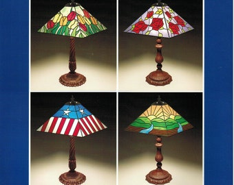 Macrame Lamp Shade Square