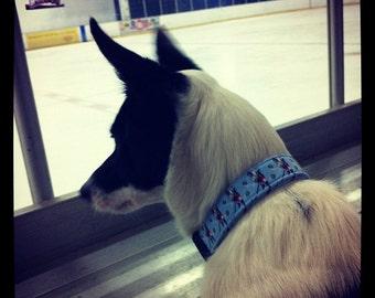 Hockey Dog Collar