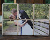 Personalized Photo Puzzle Blocks