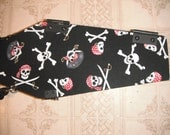 Pirate Coffin Purse