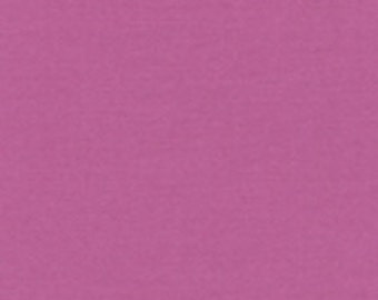 Solid Purple Berry Cotton From Michael Miller, 1 Yard