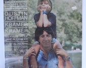 "Rare ""Kramer vs Kramer"" Vinyl Soundtrack (1979) - Sealed"