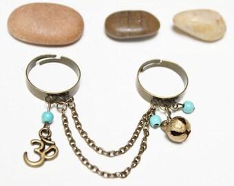 Free People Inspired Jewelry Vintage Bronze By Handmadebyinali