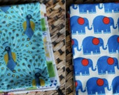 Colourful Soft Fabric Baby Book