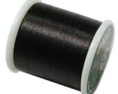 Tools & Supplies-K.O. Thread-Black-55 Yard Spool-55 Yard Spool-Quantity 1