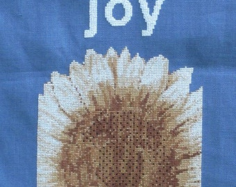 Joy As A Kit - The Spirit Series Cross Stitch Designs by Great Bear Canada