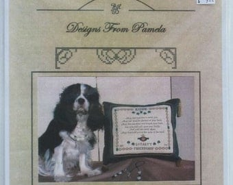 Irish Blessings by Designs From Pamela of Cross Stitch Designs