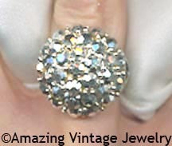 Sarah Coventry NITE LITES Ring - 1961