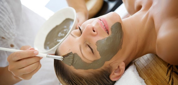 Small Dead Sea Mineral Mud - Lavender , Chamomile & Frankincense Essential Oils Fortified - Great Product for All Types of  Skin