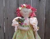 Primitive Annika Elizabeth Doll