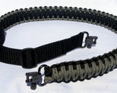Paracord Gun Sling by 8 Legs Web Belts