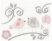 Baby Girl Nursery Decor, ...