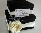 wedding card box money holder Custom Made to Order