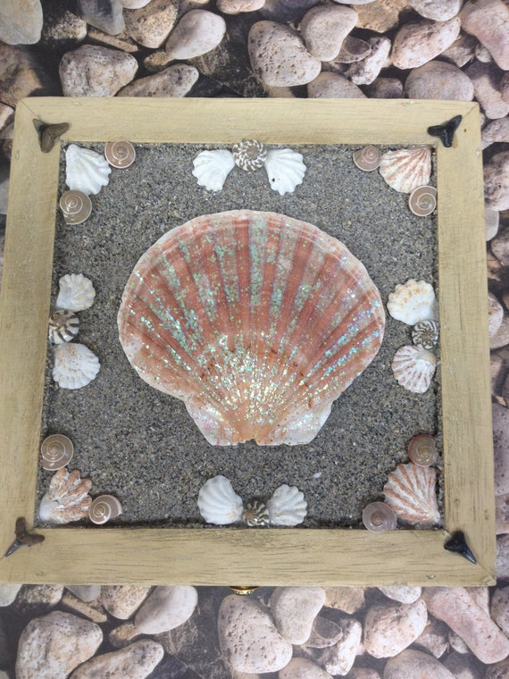 A Little Bit of Beach Jewelry Box One of a Kind