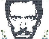 Its Never Lupus cross stitch chart Dr House Hugh Laurie