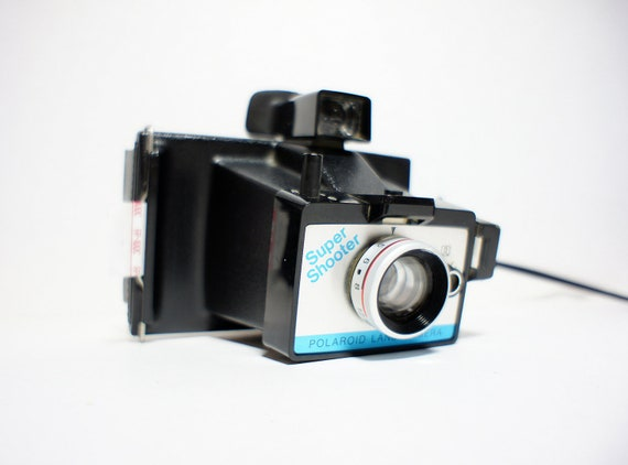 Polaroid Camera  Super Shooter - Film Tested Working