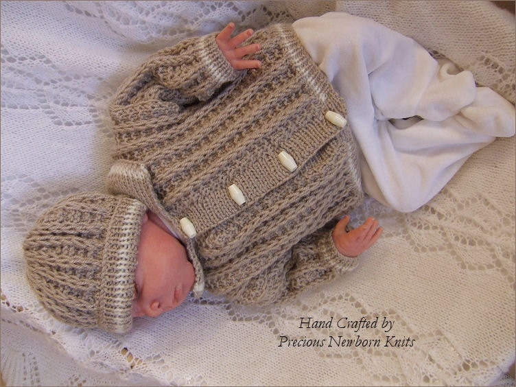 Baby Knitting Pattern Download PDF Knitting Pattern for Baby