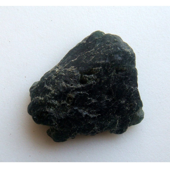 Tourmaline Black Tourmaline Natural Rough Nugget 23mm