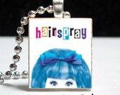 Hairspray Scrabble Pendant