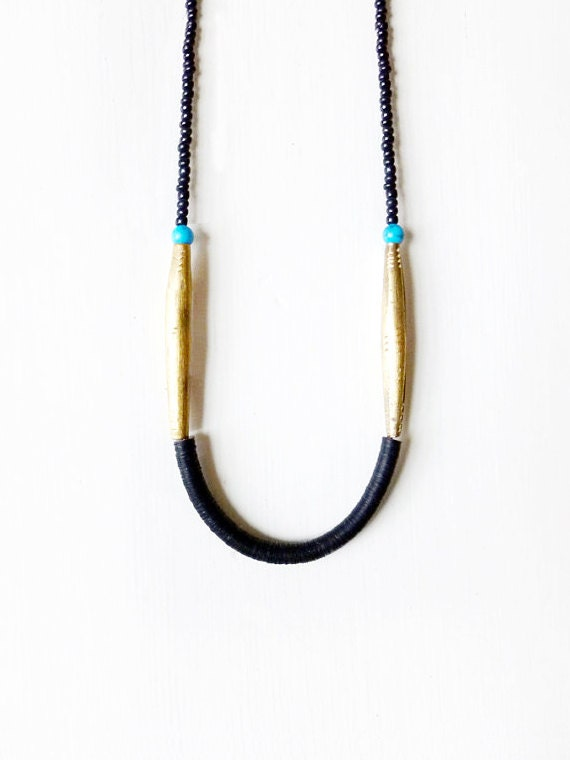 RESERVED Turquoise black