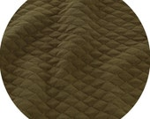 wide double- sided  quilted cotton knit 1yard (60 x 36 inches) 41435