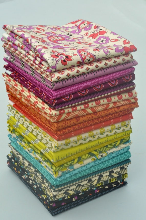 Chicopee 26 Fat Quarter Bundle by Denyse Schmidt COMPLETE