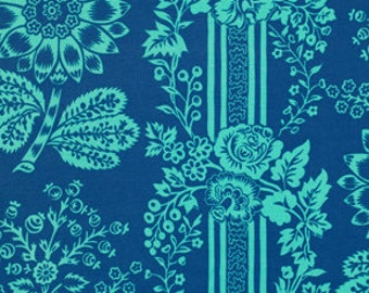 Jennifer Paganelli, Candice in Midnight, Happy Land Fabric, One Yard