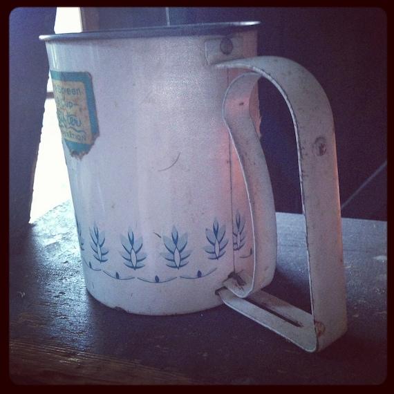 Androck Flour Sifter FLOUR SIFTERS Pinterest Vintage
