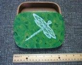 Wooden Dragonfly Box