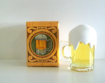 Bruski On Tap -Vintage Avon Full Decanter After Shave