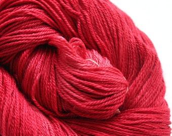 Silk/Merino Yarn Hand Dyed (HCA619)