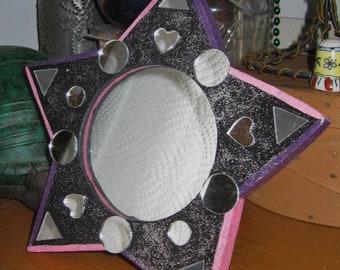 Glamorous Star Mirror