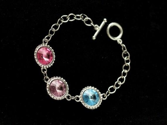 bijoux de naissance pour maman bracelet bijoux de f te des. Black Bedroom Furniture Sets. Home Design Ideas