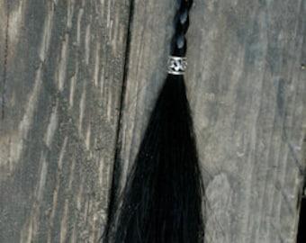 Horsehair Keychain Tassel