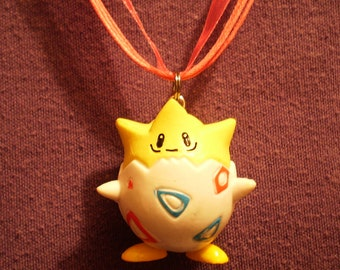 Pokemon Togepi Necklace