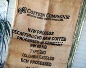 Burlap Coffee Sack Bag Cool Graphics